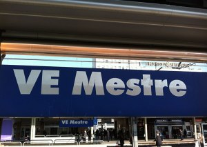 Stazione Venezia Mestre Train station Venezia Mestre