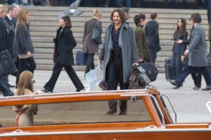 The Tourist - Johnny Depp, Angelina Jolie
