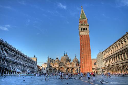 Piazza San Marco Venezia - San Marco square Venice