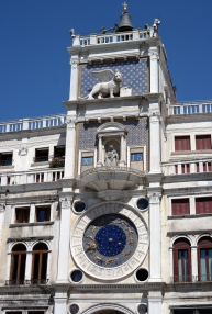 Torre dell'orologio Venezia - clock tower in Venice