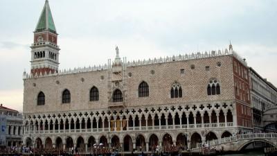 Doge's Palace Venice - Palazzo Ducale Venezia